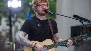 Arya Stark Isn't the Only Iconic TV Teen Falling for Ed Sheeran
