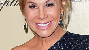 Adrienne Maloof Casually Dating Rod Stewart's Son
