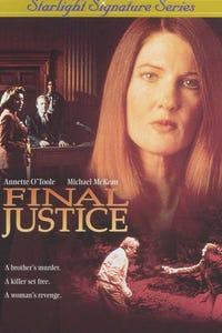 Final Justice as Gwen Saticoy
