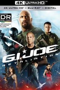 G.I. Joe: Retaliation as Cobra Commander