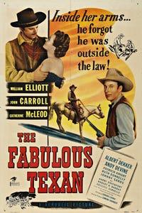 The Fabulous Texan as State Policeman
