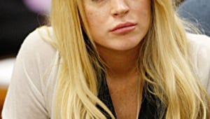 Lindsay Lohan Prepares for Jail