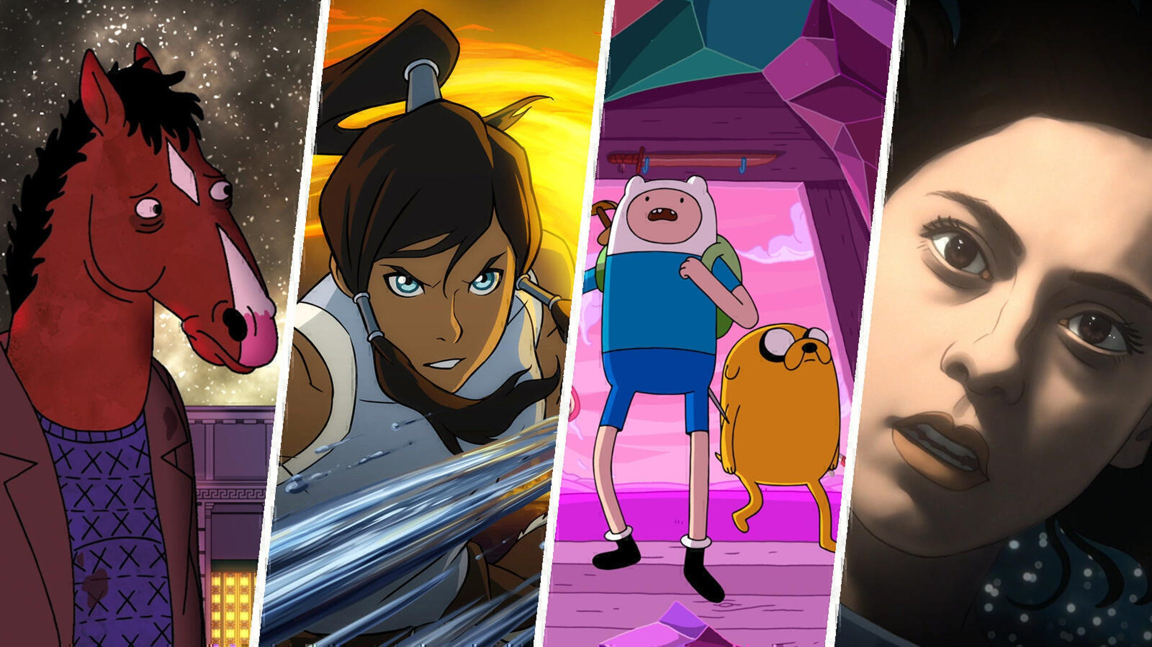Best Animated Shows of the Decade