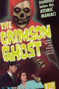 The Crimson Ghost as Bain