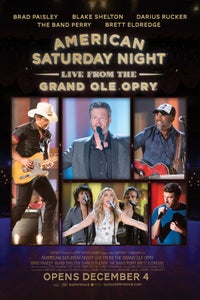 An American Saturday Night - Live From the Grand Ole Opry