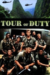 Tour of Duty as Col. Stringer
