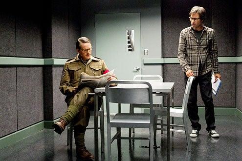 "Perception - Season 1 - ""Cipher"" - Cary Elwes and Eric McCormack"