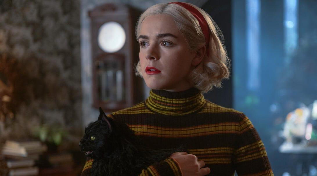Kiernan Shipka, Chilling Adventures of Sabrina