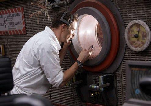"""Community - Season 2 - """"Basic Rocket Science"""" - Joel McHale as Jeff"""