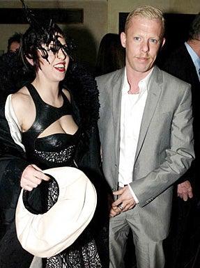 Isabella Blow & Alexander McQueen - March 19, 2003 - London