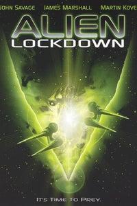 Alien Lockdown as Col. Anslow