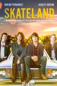 Skateland as Ritchie Wheeler