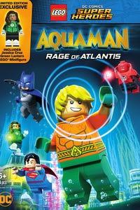 Lego DC Super Heroes: Aquaman Rage of Atlantis as Batman