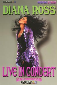 Diana Ross Live in Concert