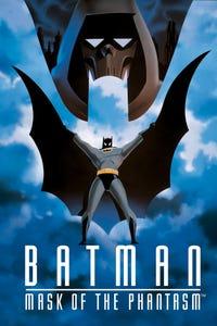 Batman: Mask of the Phantasm as Andrea