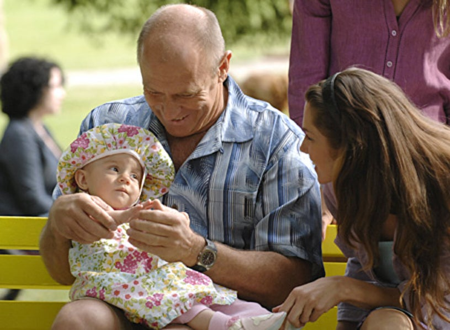"""Psych - Season 2, """"Rob A Bye Baby"""" - Corbin Bernsen as Henry Spencer"""