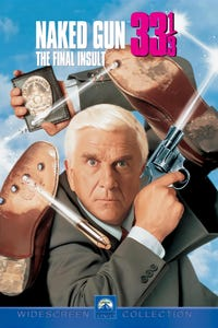 Naked Gun 33 1/3: The Final Insult as Nordberg