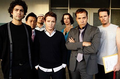 Entourage - Season 5 - Adrian Grenier, Rex Lee, Jerry Ferrara, Kevin Connolly, Debi Mazar, Jeremy Piven, Kevin Dillon