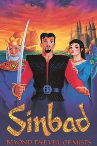 Sinbad: Beyond the Veil of Mists as King Akron