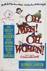 Oh, Men! Oh, Women! as Passenger