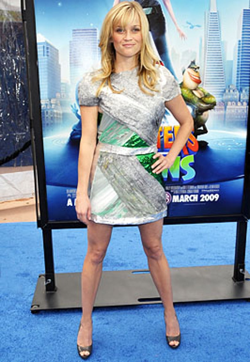 """Reese Witherspoon - The """"Monsters vs. Aliens"""" Los Angeles premiere, March 22, 2009"""
