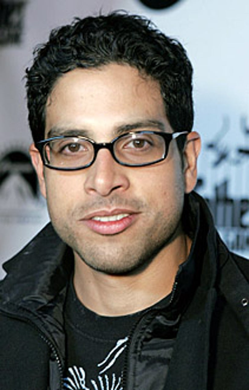 """Adam Rodriguez - """"The Godfather - The Game"""" launch party, March 15, 2006"""