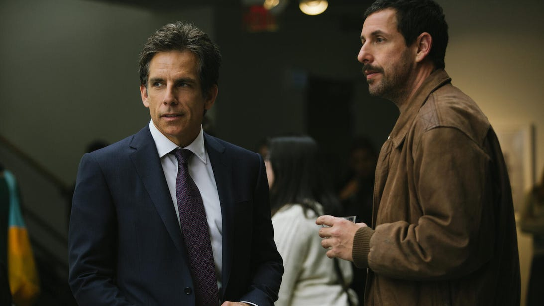 Ben Stiller and Adam Sandler, The Meyerowitz Stories (New and Selected)