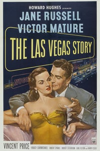 The Las Vegas Story as Desk Clerk