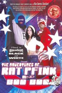 Rat Pfink a Boo Boo as Cowboy
