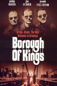 Borough of Kings as John O'Hagen