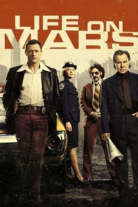 Life on Mars as Michael H.