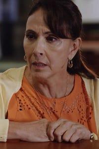 Blanca Guerra as Escobedo's Wife