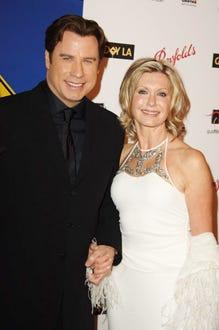 John Travolta and Olivia Newton-John - Penfolds Icon Gala Dinner, Jan. 2006