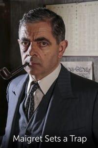 Maigret Sets a Trap as Madame Moncin