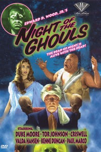 Night of the Ghouls as Capt. Robbins