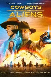 Cowboys & Aliens as Meacham