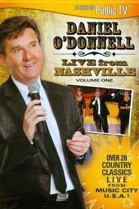 Daniel O'Donnell Live From Nashville
