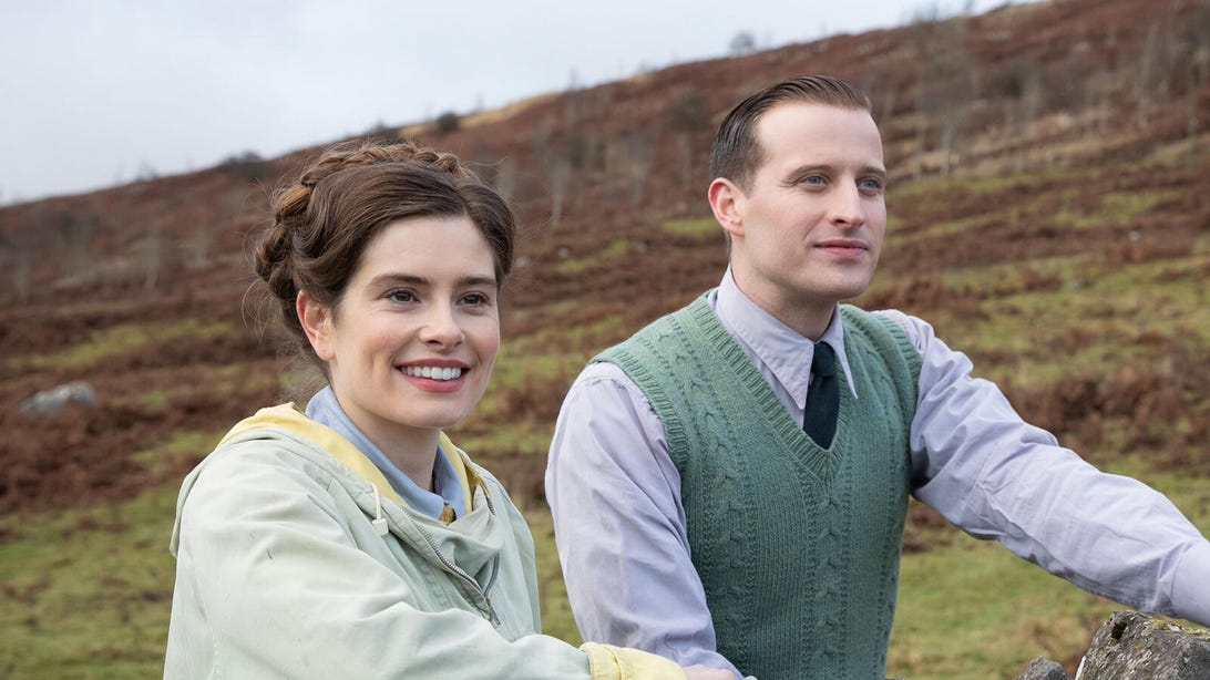Rachel Shenton and Nicholas Ralph, All Creatures Great and Small