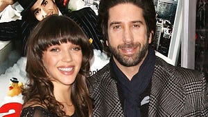 It's a Girl for David Schwimmer