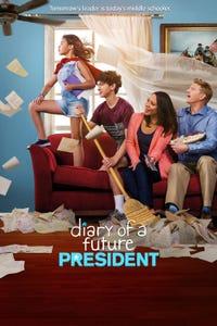 Diary of a Future President as Older Elena