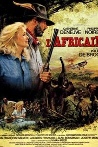 L'Africain as Charlotte