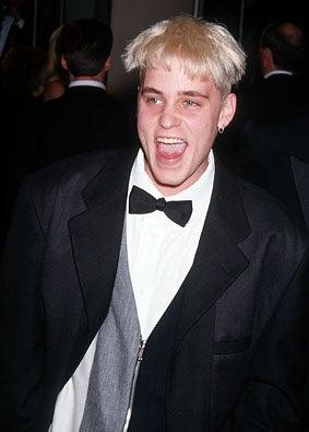 Corey Haim - 50th Annual Golden Globe Awards, Beverly Hills, January 23, 1993