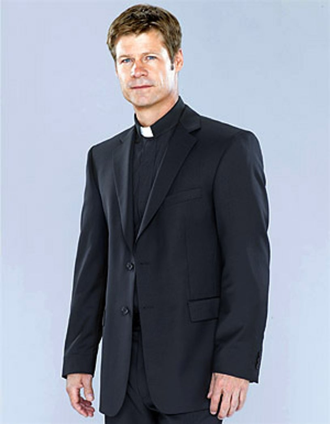 V - Joel Gretsch as Father Jack Landry