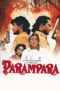 Parampara as Thakur Bhavani Singh's Man