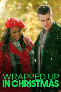 Wrapped Up in Christmas as Arlene Simons