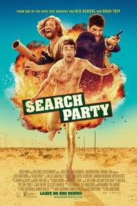 Search Party as Macdonaldson
