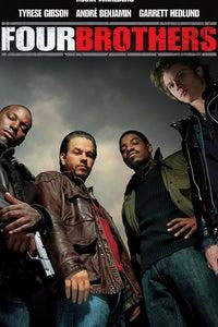 Vier Brüder as Gang Leader