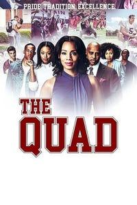 The Quad as Dr. Eva Fletcher
