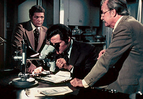 Hawaii Five-O - James MacArthur as Dano, Jack Lord as McGarrett