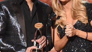 CMA Awards: Did Carrie Underwood and Brad Paisley Throw Shade at Taylor Swift?